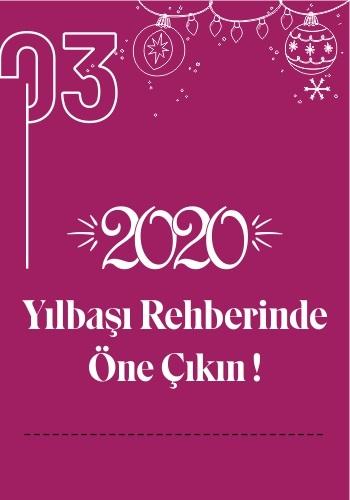 2020 Yılbaşı Partileri