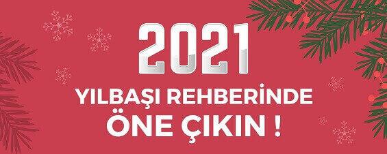 2020 Yılbaşı Restaurantları