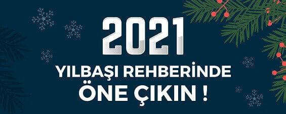 2020 Yılbaşı Mekanları