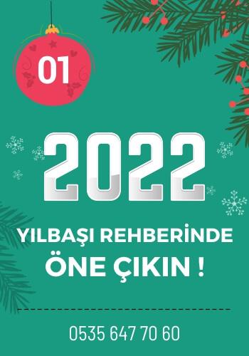 2022 Yılbaşı Otelleri