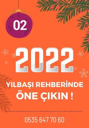 2022 Yılbaşı Meyhaneleri