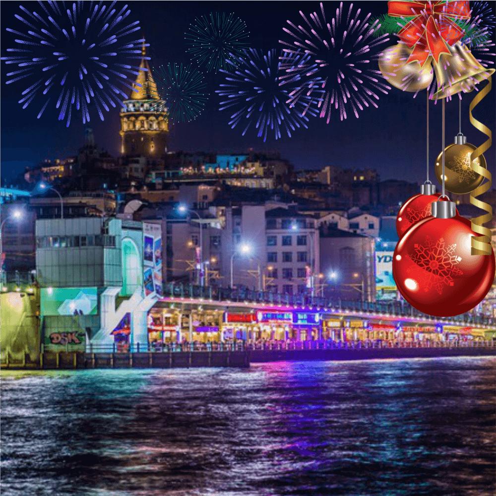 İstanbul Yılbaşı