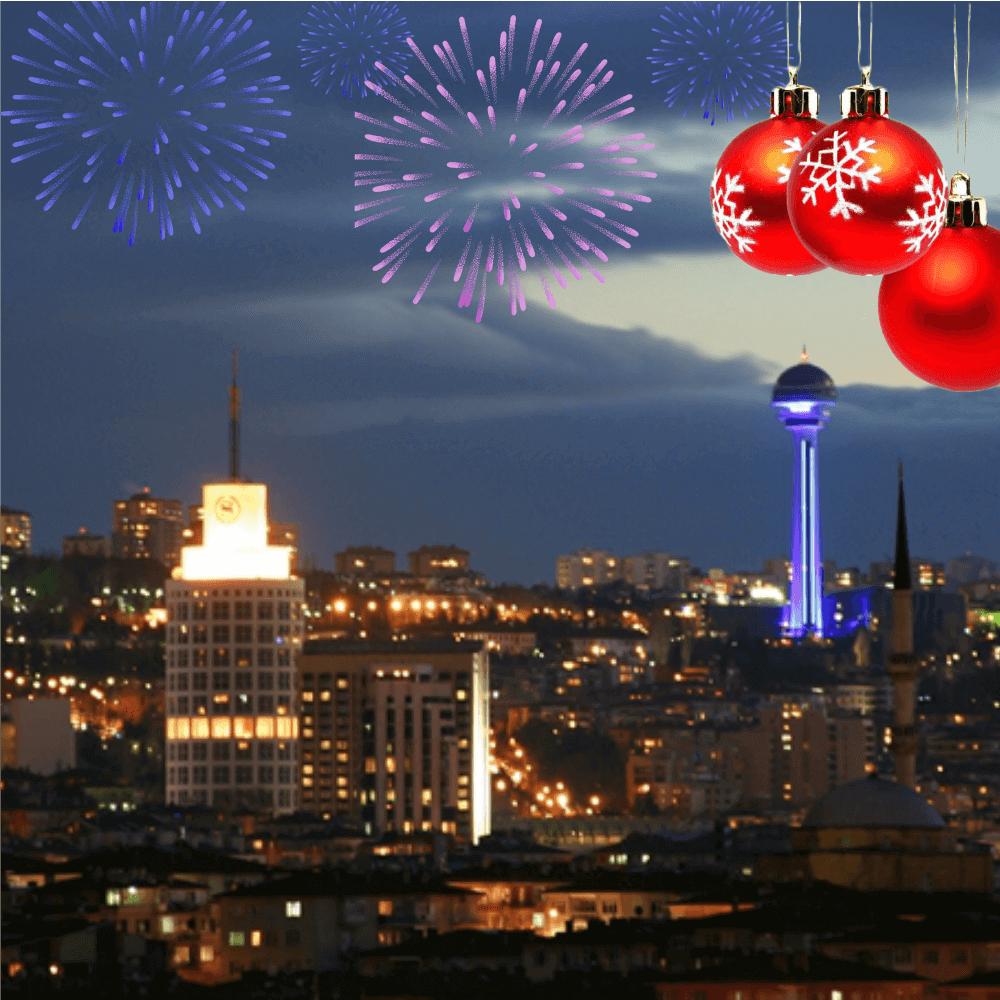 Ankara Yılbaşı