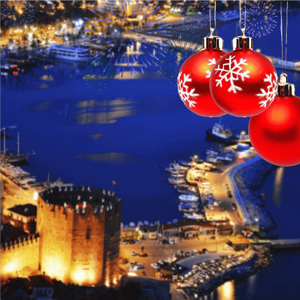 Antalya Yılbaşı