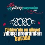 Türkiye'nin En Güncel Yılbaşı Programları Platformu 2020 Yılbaşı Programları için Bomba Gibi Geliyor!