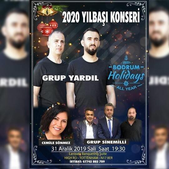 Yurtdışı Yılbaşı Konserleri 2020: Londra Yılbaşı Konseri