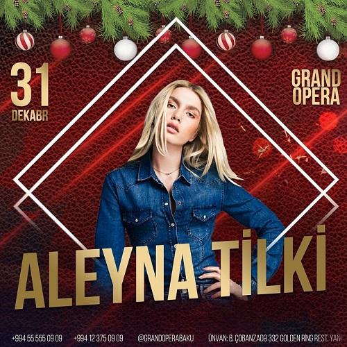 Aleyna Tilki Yılbaşı Konseri 2020 ile Bakü Grand Opera'da!