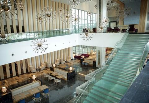 6. The Ankara Hotel