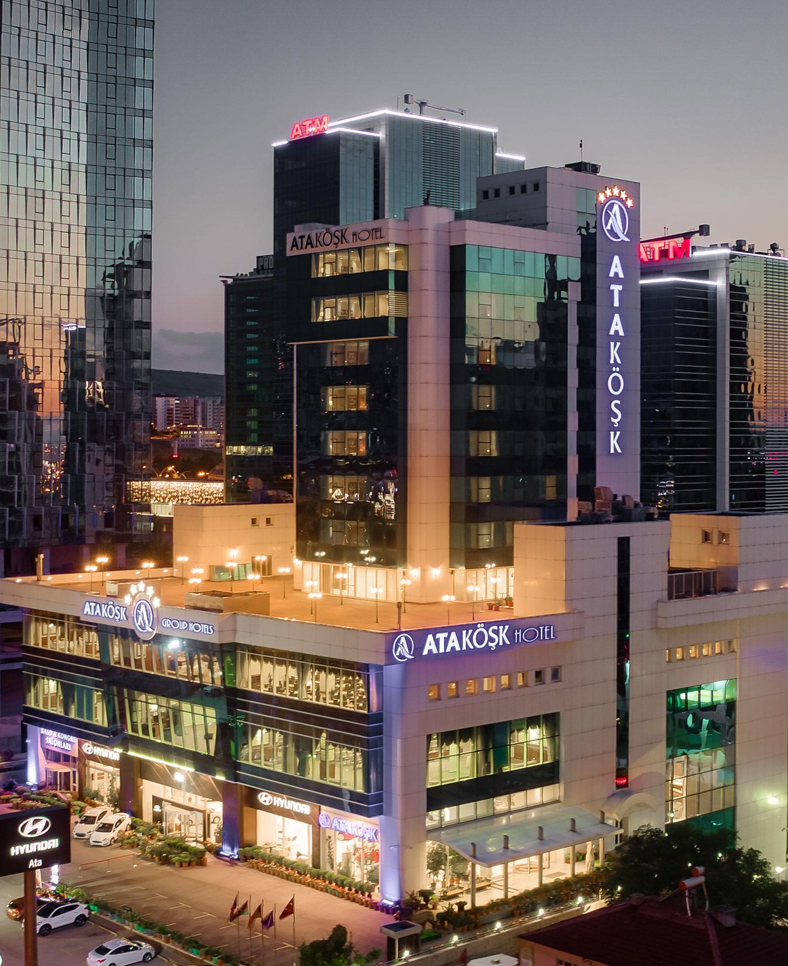 7. Ataköşk Hotel