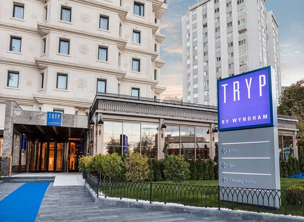 8. Tryp by Wyndham Ankara