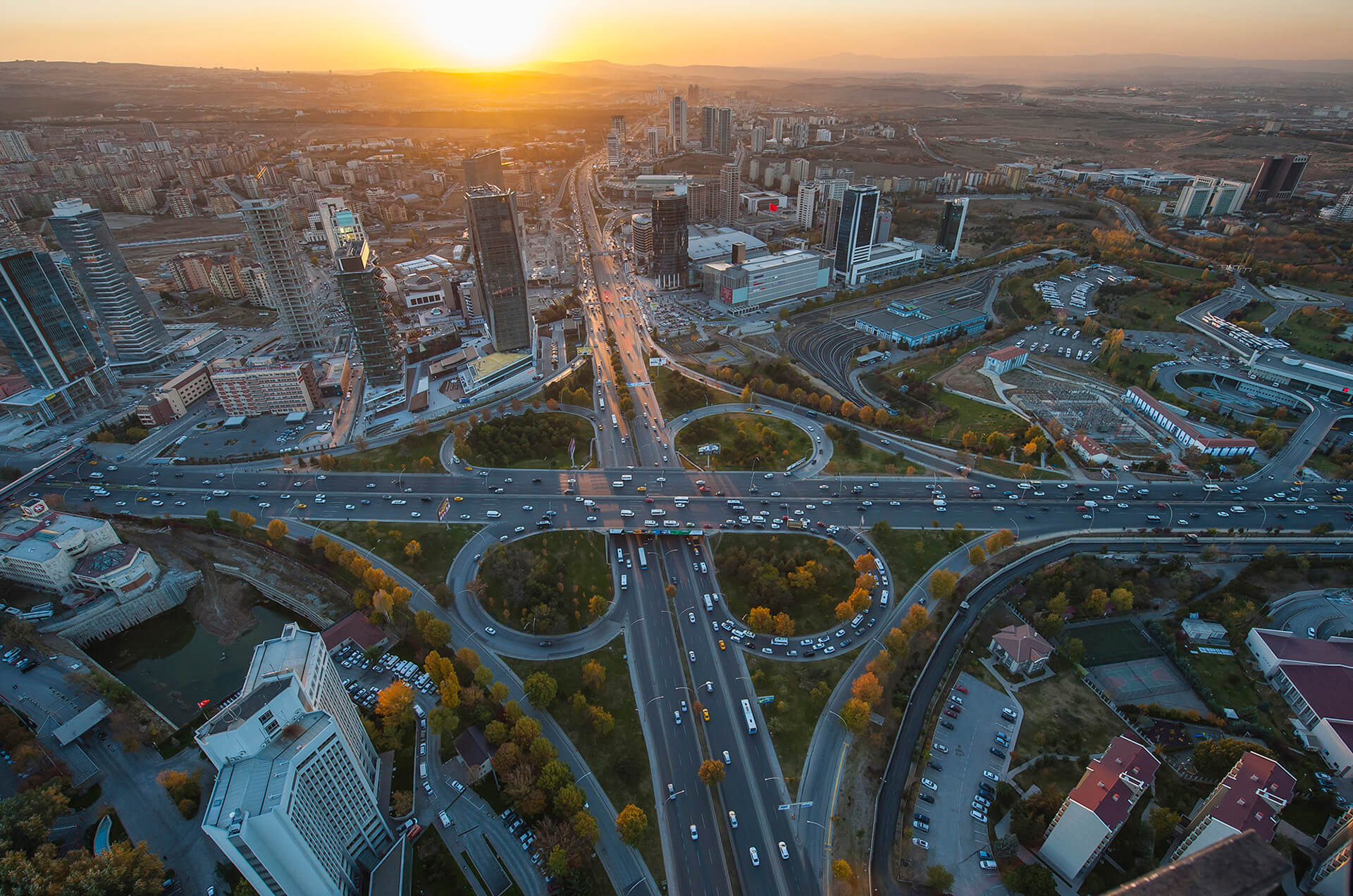 2020 Yılına Ankara Yılbaşı Otellerinde Merhaba Demek İsteyenler için En Güzel Ankara Otelleri