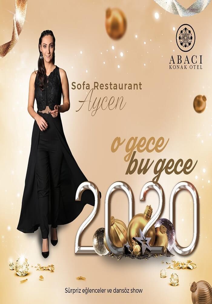 Abacı Konak Otel Eskişehir Yılbaşı Programı 2020