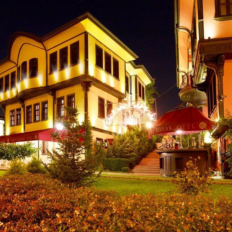 Abacı Konak Otel Eskişehir