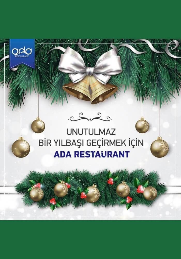 Ada Restaurant Yılbaşı 2018