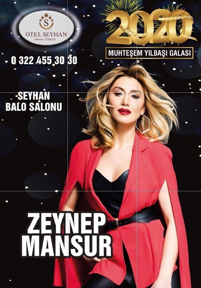 Adana Seyhan Otel Yılbaşı Programı 2020