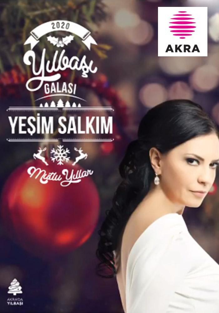 Akra Hotel Antalya 2020 Yılbaşı Programı