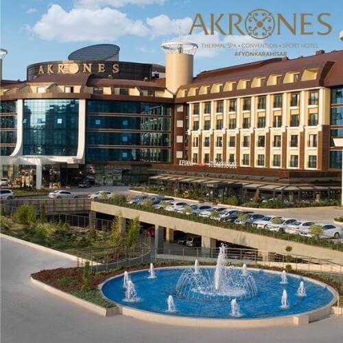 Akrones Thermal Hotel Afyonkarahisar