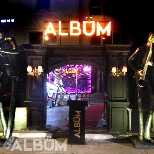 Albüm Club Ankara