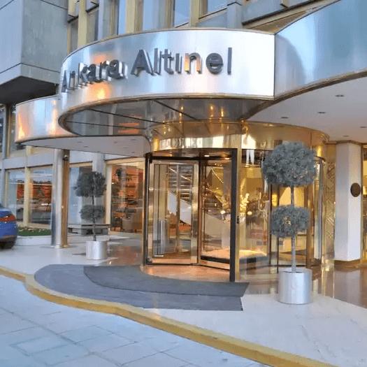 Altınel Hotel Ankara