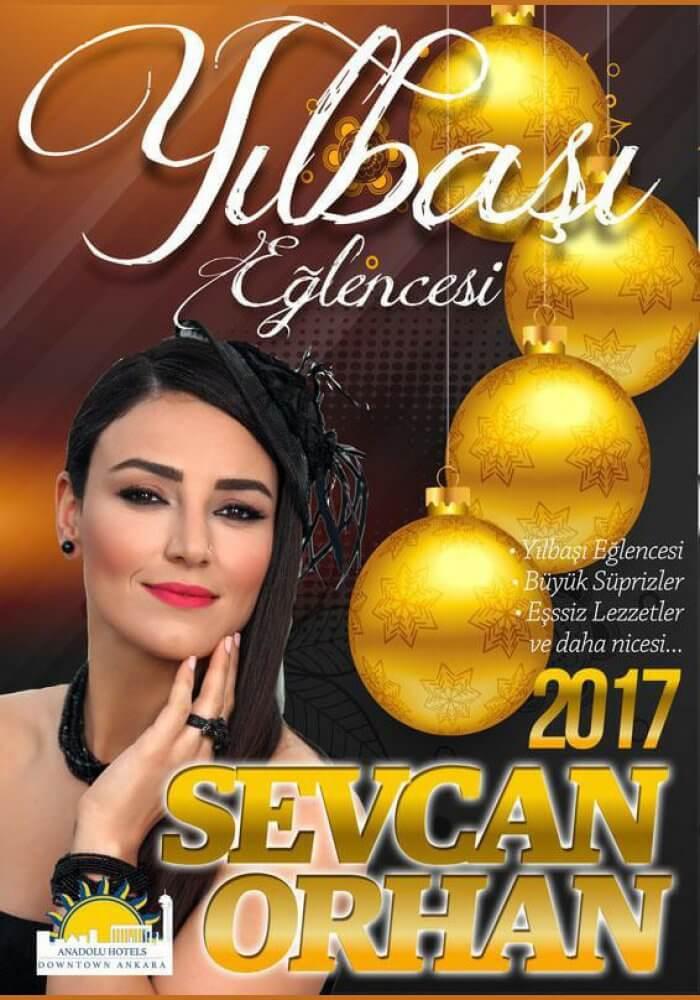 Anadolu Hotels DownTown Ankara Yılbaşı 2018