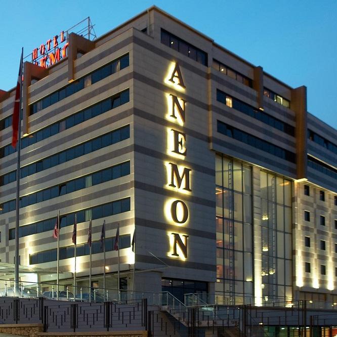 Anemon Hotel Eskişehir