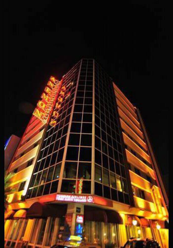 Anemon İzmir Otel Yılbaşı 2018