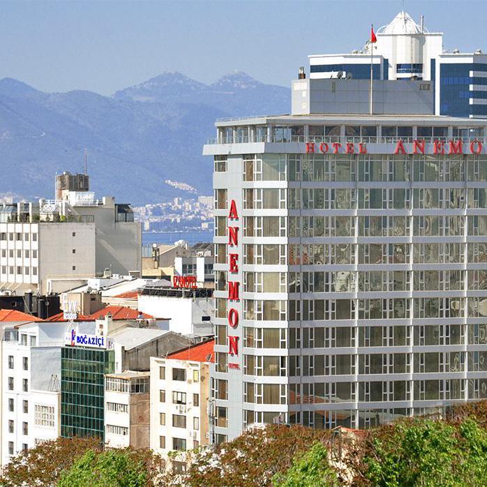 İzmir Alsancak Anemon Fuar Hotel Yılbaşı