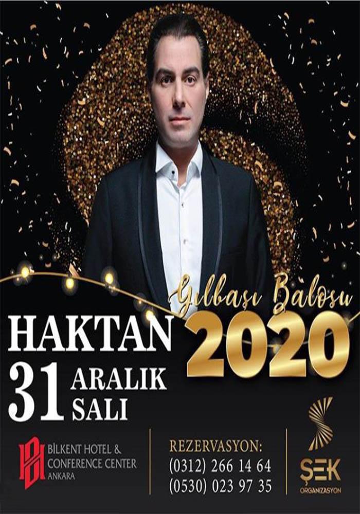 Ankara Bilkent Otel Yılbaşı Programı 2020