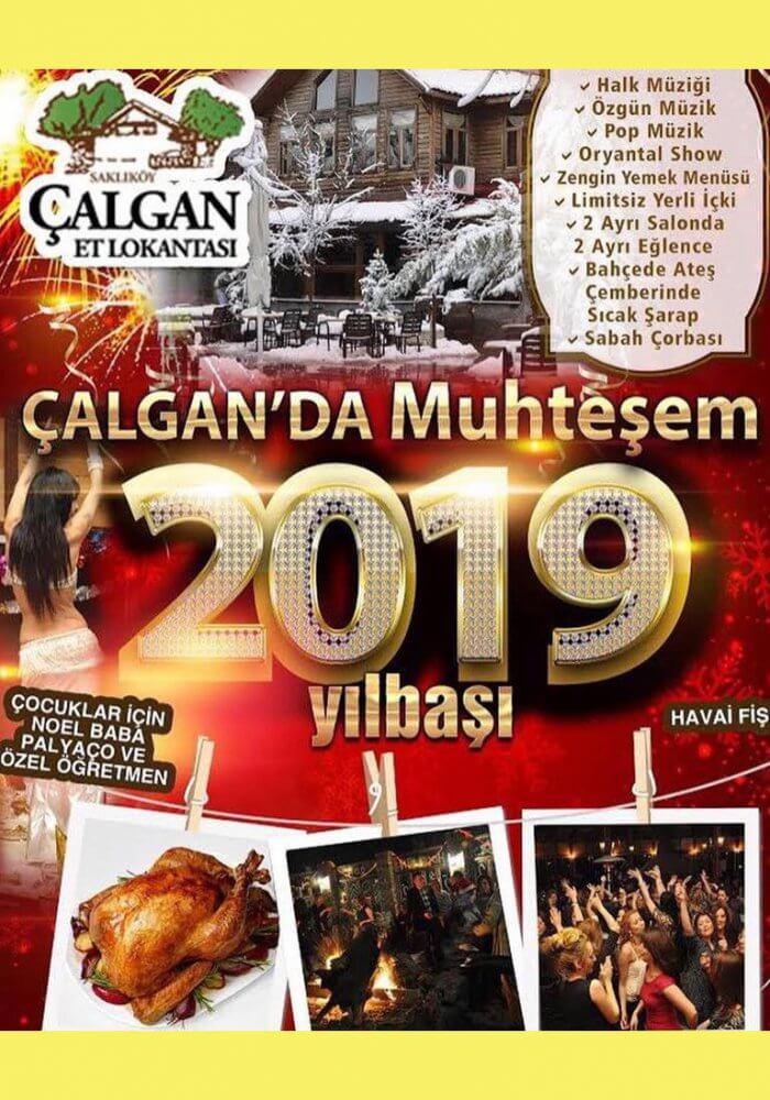 Ankara Çalgan Et Lokantası Yılbaşı Programı 2019