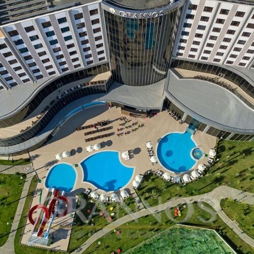 Grannos Termal Otel Ankara Haymana