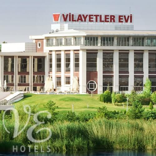 Vilayetler Evi Gölbaşı Ankara