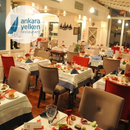 Ankara Yelken Restaurant