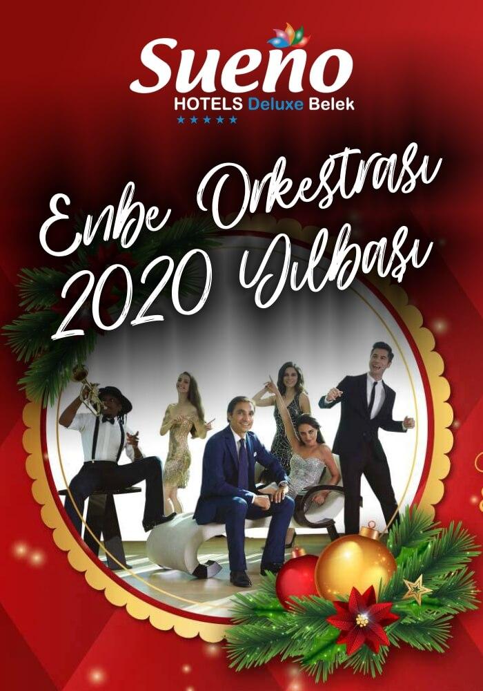 Antalta Sueno Hotels Delux Belek Yılbaşı Programı 2020