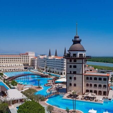 Antalya Titanic Mardan Palace
