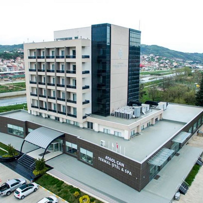 Ataol Çan Termal Otel Çanakkale
