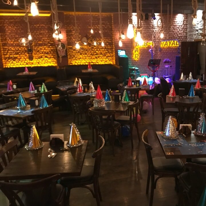 Bab-ı Hayal Pub Bar İstanbul