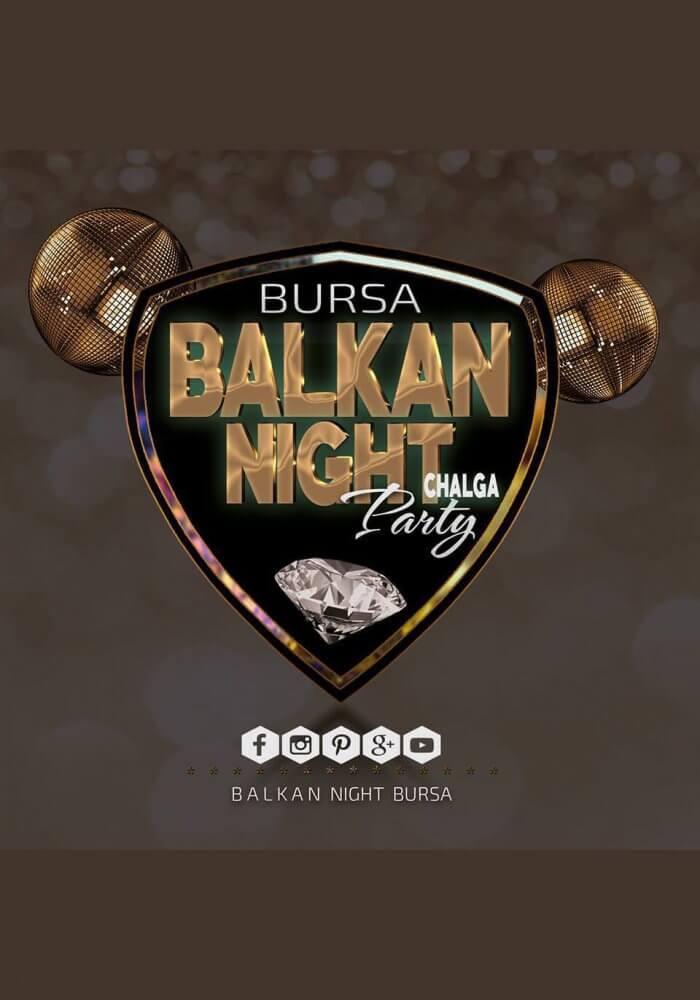 Balkan Night Bursa Yılbaşı 2018