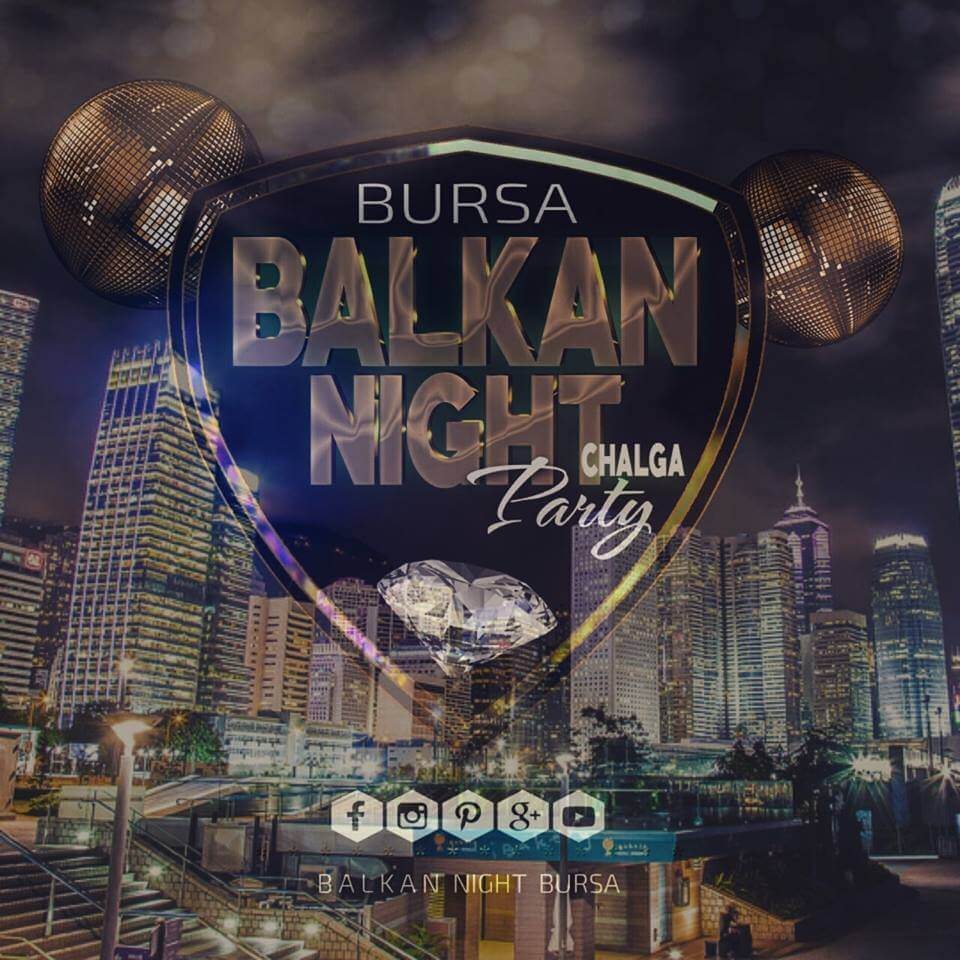 Balkan Night Bursa