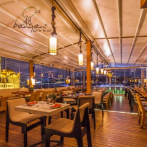 Banyan Restaurant İstanbul