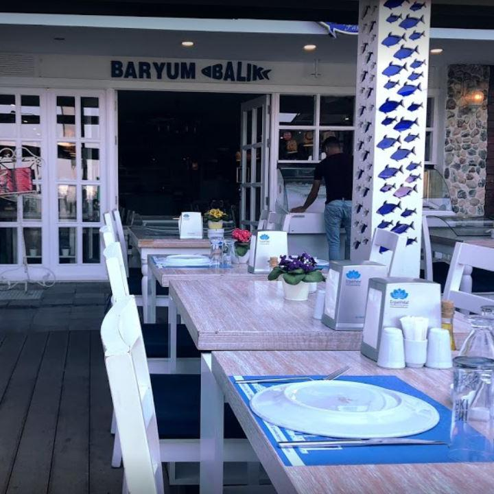 Baryum Cafe Bar Restaurant