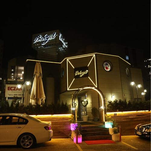 Behzat Oran Restaurant Ankara