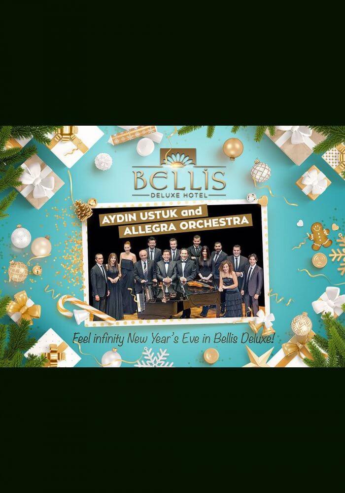 Bellis Deluxe Hotel Yılbaşı 2018