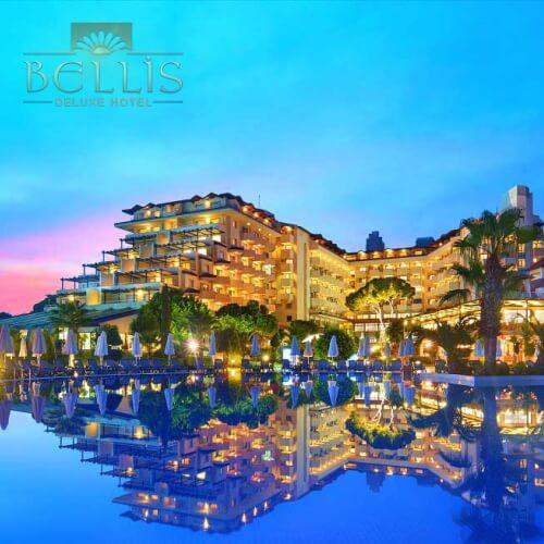Bellis Deluxe Hotel Antalya