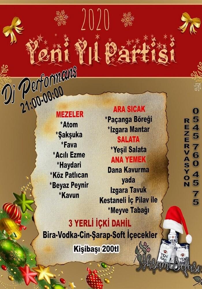 Beyrut Performans İstanbul Yılbaşı Programı 2020