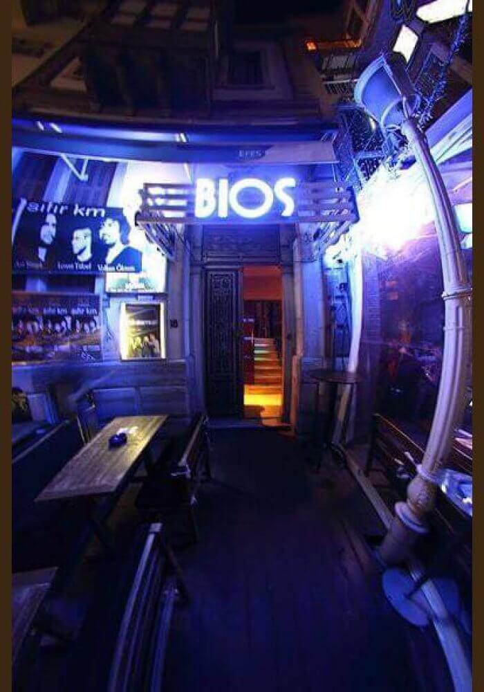 Bios Bar Yılbaşı 2018