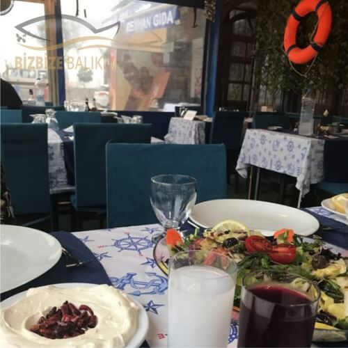 Bizbize Balık Evi Adana