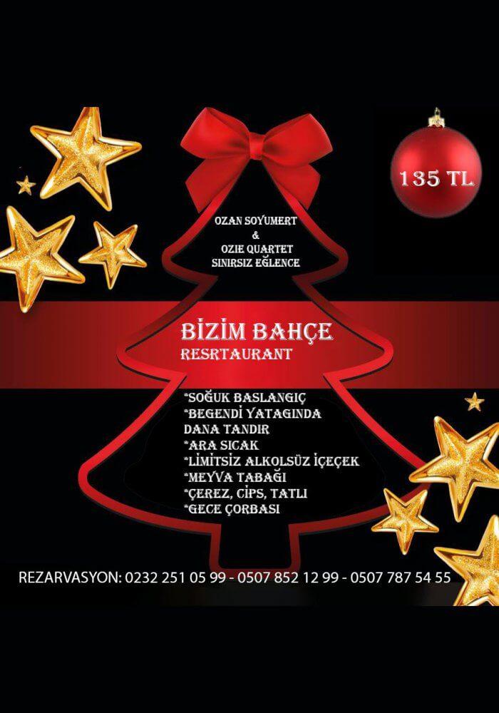 Bizim Bahçe Yılbaşı - İzmir Gaziemir 2019 Yılbaşı Programı