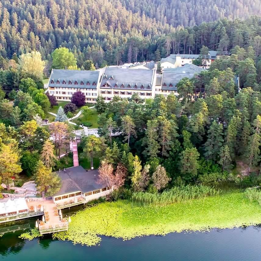 Bolu Büyük Abant Oteli