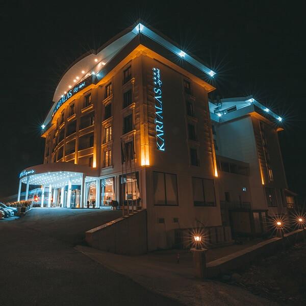 Bolu Karpalas City Hotel
