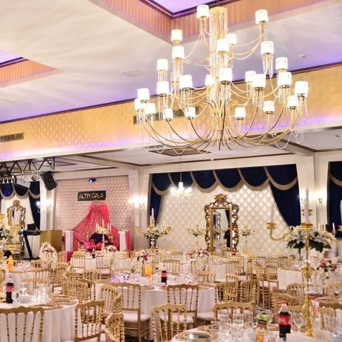 Bursa Altın Gala Düğün Salonu